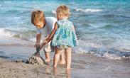Cómo evitar los efectos nocivos del sol en los niños
