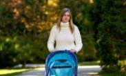 Salir de paseo con el bebé, recomendaciones