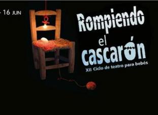 Rompiendo el cascarón, un ciclo de teatro para bebés, vuelve al Fernán Gómez
