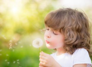 Alergias en bebés y niños