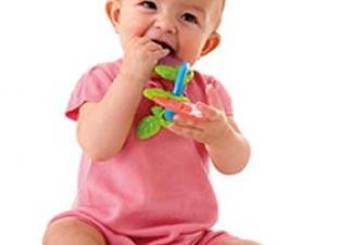Chamogel® Primeros Dientes, el gel para el cuidado de las encías de los bebés