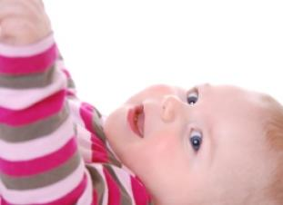 Comportamiento del bebé de 8 ocho meses