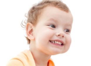 Dientes de leche y dentición de los niños y bebés