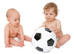 Desarrollo psicomotor de los bebes de 9 meses