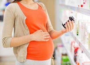 Uso de medicamento contra el VIH y embarazo