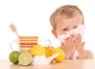 Las enfermedades respiratorias son frecuentes en los niños que van a la guarderí