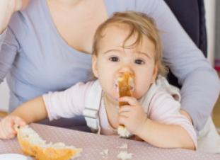 Introducción a la alimentación complementaria