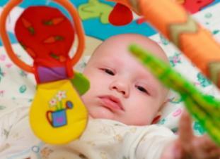 El juego infantil en función de la edad del bebé o niño