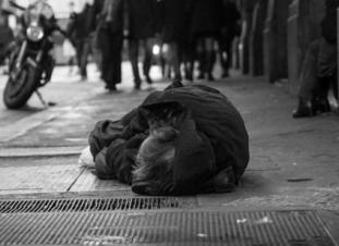Informe sobre los menores sin techo en España