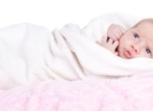 Temperamento del bebé recién nacido de 1 un mes