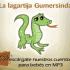 La lagartija Gumersinda