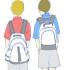Mochilas escolares, ¿cuál es la más adecuada para los niños?