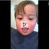 Simpático vídeo de un niño pronunciando las letras del alfabeto
