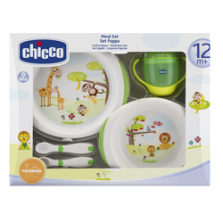 Set de comidas Chicco