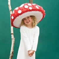 Disfraz de seta para niños